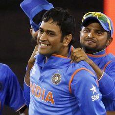 ये तीन चार्ट बताते हैं कि भारतीय टीम को अभी महेंद्र सिंह धोनी की कितनी जरूरत है