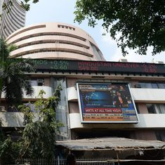 Sensex closes 265 points down, Nifty 83 points in red after opening higher