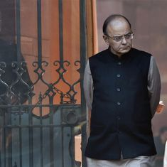 More than Rs 16,200 crore in black money found stashed abroad, says Arun Jaitley