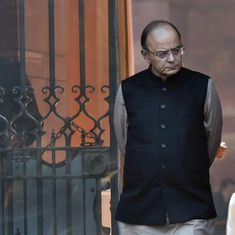 The big news: Jaitley says black money has lost anonymity since note ban, and nine other top stories