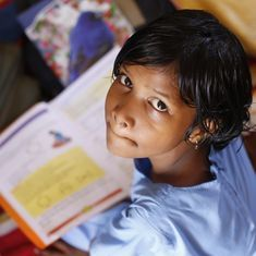 Uttar Pradesh has India's largest population of children, but least teachers per student