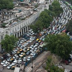 Delhi traffic is virtually the same during peak and non-peak hours, finds study