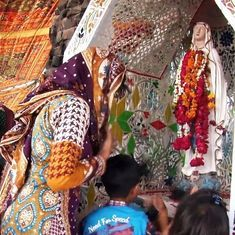 At Pakistan's folk shrines, glimpses of how the subcontinent has indigenised Islam and Christianity