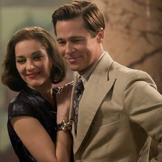 Film review: Brad Pitt and Marion Cotillard win the battle but lose the war in 'Allied'