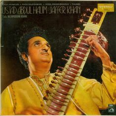 Abdul Halim Jaffer Khan (1927-2017): The last of the four pillars of sitar's golden age falls