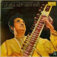 Abdul Halim Jaffer Khan (1927-2017): The last of the four pillars of sitar's golden age falls