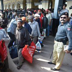 पाकिस्तान ने सद्भावना के तहत 145 भारतीय मछुआरों को रिहा किया