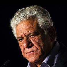 अभिनय के जिस व्याकरण को ओम पुरी ने अपने ढंग से साधा था, वह आज भी नई पीढ़ियों के काम आता है