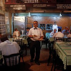 The Daily Fix: Are India's restaurants the right place to begin a drive against food wastage?