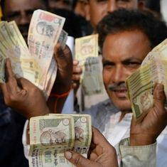 After demonetisation, 35,000 companies deposited and withdrew Rs 17,000 crore, says Centre