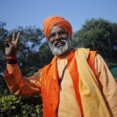 'Crores of people' support Rahim Singh, only one person against him: BJP MP Sakshi Maharaj
