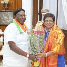 Lt Governor vs Chief Minister: After Delhi, it is the turn of Puducherry as Kiran Bedi declares war