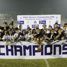 After conquering the SAFF region, the Indian women's team's next target is Asia: Coach Sajid Dar