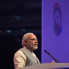 Narendra Modi thanks Indians living abroad for supporting war on black money