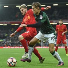 The sports wrap: Liverpool held to goalless draw by Plymouth in FA Cup third round clash