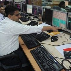 Sensex, Nifty finish higher after intra-day fall, stocks of pharmaceutical companies decline