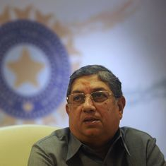 Sad that BCCI has gone backward: Former chief N Srinivasan says Indian cricket deserves better