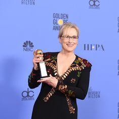 Meryl Streep: 'When the powerful use their position to bully others, we all lose'