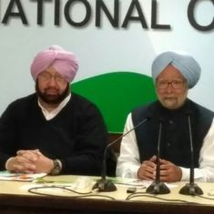 Punjab polls: Will end drug menace in 4 weeks, says Amarinder Singh as Congress releases manifesto