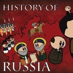 Watch: This animated history of Russia will tell you more in nine minutes than 900 pages can