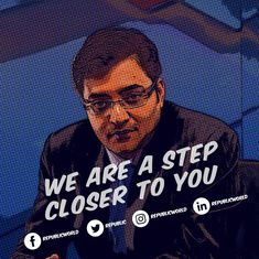 'You and me together will save Indian journalism': Arnab Goswami introduces his Republic