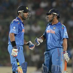 The cricket wrap: Yuvraj Singh wants to play fearlessly again with MS Dhoni, and other top stories