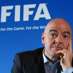 This is a new Fifa, we act with facts: President Infantino slams 'fake news' at annual congress
