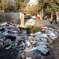 'Dump waste near L-G's home': Supreme Court pulls up Delhi authorities for poor waste management