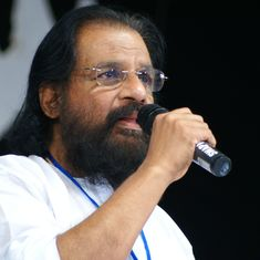 Songs for the New Year: In the golden voice of Yesudas, words of welcome and of inspiration