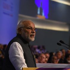 India is the fastest growing major economy in the world, says Narendra Modi