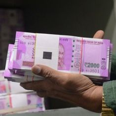 Centre approved design of new notes five months before demonetisation move, reveals RTI query