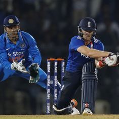 The cricket wrap: India A lose against England despite Dhoni's heroics, and other top stories