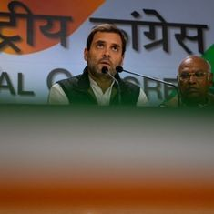 Congress' schedule for presidential election is out, Rahul Gandhi might contest unopposed