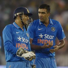 MS Dhoni still holds the key for India in terms of team communication, says R Ashwin