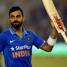 Never thought I would captain India in all three formats, says Virat Kohli