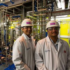 Two Indian engineers have crossed the biggest hurdle in making lower carbon emissions a reality