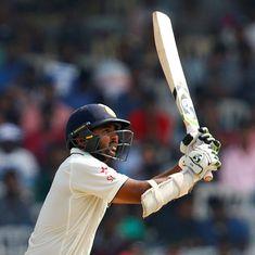 Parthiv, Rahul set to play in Centurion, Ishant may replace Bhuvneshwar: Report