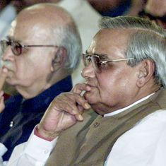 'Teflon-coated leader': Atal Bihari Vajpayee was the first BJP PM to be branded above the party