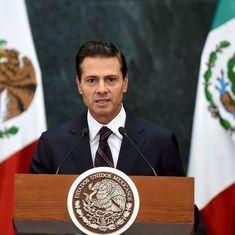 Mexico will absolutely not pay for wall on US border, says president