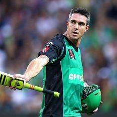 From Kevin Pietersen to Mitchell Johnson, retired greats are cooking up a storm in Australia's BBL