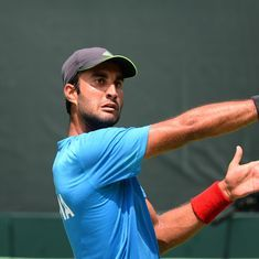 Tennis: Yuki Bhambri advances to the third round of Australian Open qualifiers
