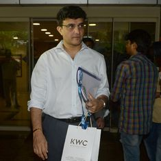 'Day-Night Test is the way forward': Sourav Ganguly backs format despite BCCI's reservations