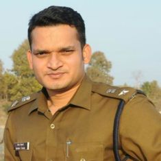 Anger in Madhya Pradesh after police officer probing a multi-crore scam is transferred