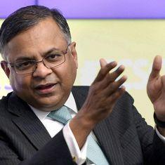 The big news: Tata Sons names Natarajan Chandrasekaran as new chief, and nine other top stories