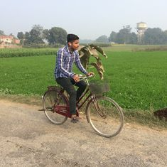 'Cycle will go, motorcycle will come': In one UP village, many Yadavs are rooting for Akhilesh