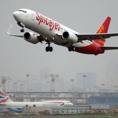 SpiceJet tops Bloomberg Intelligence Index as world's best performing airline stock