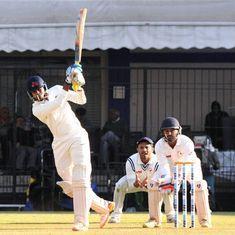 Ranji Trophy final: Gujarat make steady start to 312-run chase against Mumbai on Day 4