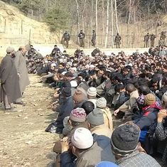 Massive turnout at a policeman's funeral in Kashmir is a reminder of the state's complex reality