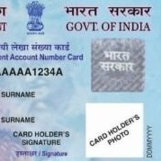 Income Tax department notifies form to link Aadhaar and PAN, SMS, online facility to continue