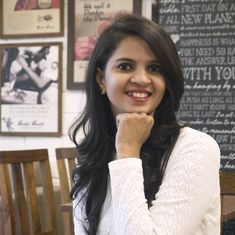 While you weren't looking (or reading), Savi Sharma sold 100,000 copies of her romance